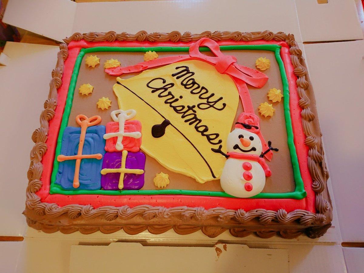コストコクリスマスケーキ