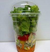 コストコ ガーデンサラダ